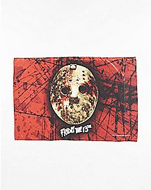 Bloody Mask Friday the 13th Pillowcase