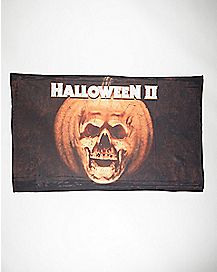 Poster Halloween Fleece Blanket
