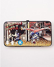 Chun-Li Street Fighter Hinge Wallet