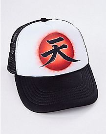 Street Fighter Assassin's Fist Trucker Hat