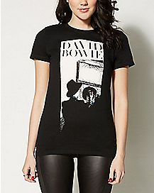 Reflection David Bowie T shirt