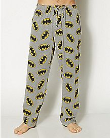 Batman Logo Lounge Pants - DC COmics
