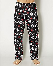 The Force Awakens Star Wars Lounge Pants