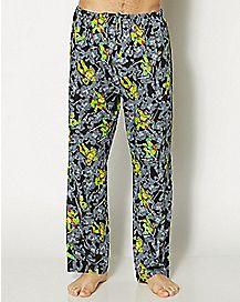 Character TMNT Lounge Pants