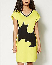 Batman Logo Sleep Shirt