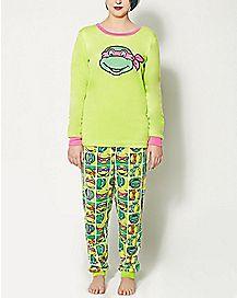 Character TMNT Pajama Set