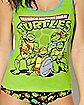 Group TMNT Tank Top and Panty Set