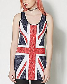 British Flag Tank Top