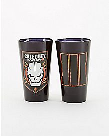 Call of Duty Pint Glass Set 16 oz