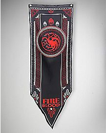 Targaryen Game of Thrones Banner