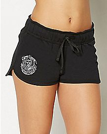 Reaper Sons of Anarchy Fleece Shorts