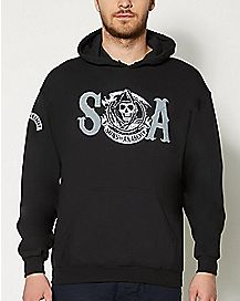 Samcro Sons of Anarchy Pullover Hoodie