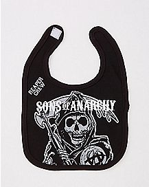 Reaper Sons of Anarchy Bib