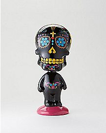 Sugar Skull Day of the Dead Bobblehead