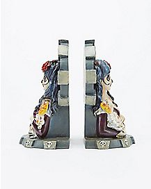 Day of the Dead Bookends