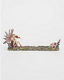 Flower Fairy Incense Burner
