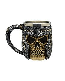 Skull Knight Coffee Mug - 12 oz.