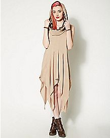Rey Star Wars Hooded Dress