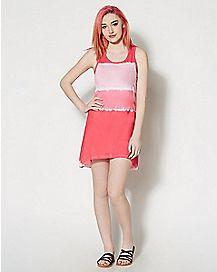 Pink Racerback Dress