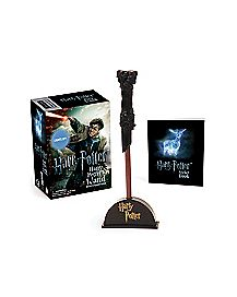 Harry Potter Wand Sticker Book Kit