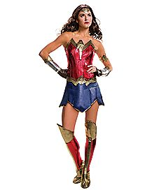 Adult Wonder Woman Costume – Batman v. Superman: Dawn of Justice