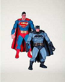 Batman Superman Action Figures 2 Pack - DC Comics
