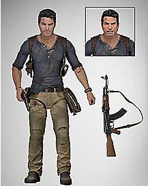 Uncharted Nathan Drake Figurine