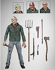 Jason Friday The 13th Action Figure