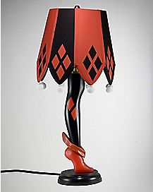 Harley Quinn Leg Lamp - 20