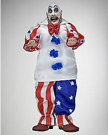 House Of 1000 Corpses Captain Spaulding Figure 8