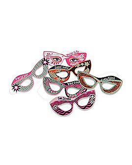 Bachelorette Party Masks