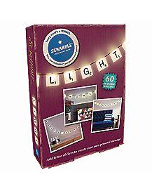 Scrabble Light Wall Stickers