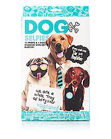 Dog Shaming Selfie Kit
