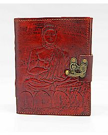 Leather Buddha Journal