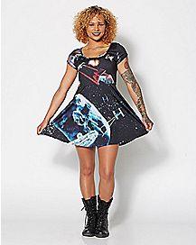 Starfighter Star Wars Dress