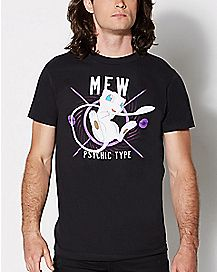 Mew Pokemon T Shirt
