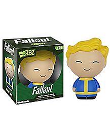 Vault Boy Fallout Dorbz Figure