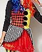Adult Freak Show Clown Costume