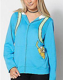 Jake Hoodie - Adventure Time