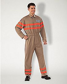 Adult Kevin Jumpsuit Costume - Ghostbusters
