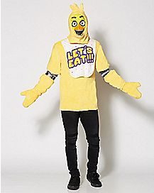 Adult Chica Costume – Five Nights at Freddy's