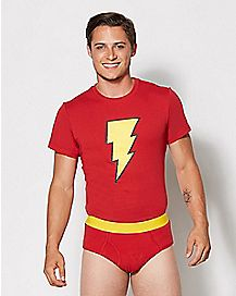 Flash Underoos - DC Comics