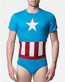 Captain America Underoos