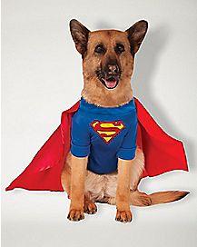 Big Dog Superman Costume - DC Comics