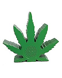 Pot Leaf Bluetooth Speaker