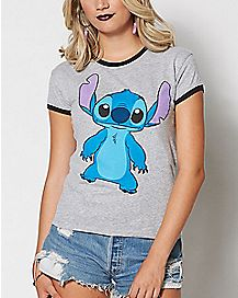 Front & Back Stitch T Shirt