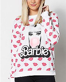 Bubble Barbie Sweatshirt
