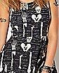 Adult Anatomical Skater Dress