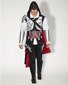 Adult Ultimate Ezio Costume - Assassin's Creed