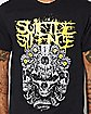 Skull Suicide Silence T Shirt